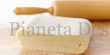 Ricette base di pasticceria -Pasta sfoglia