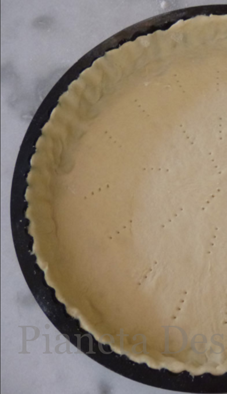 Ricette base di pasticceria -Pasta brisè