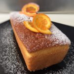 Plum cake arancia e yogurt