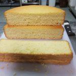 Pan di Spagna PIaneta Dessert
