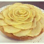 Ricette torte classiche e moderne - Crostata integrale con mele cotte e crema