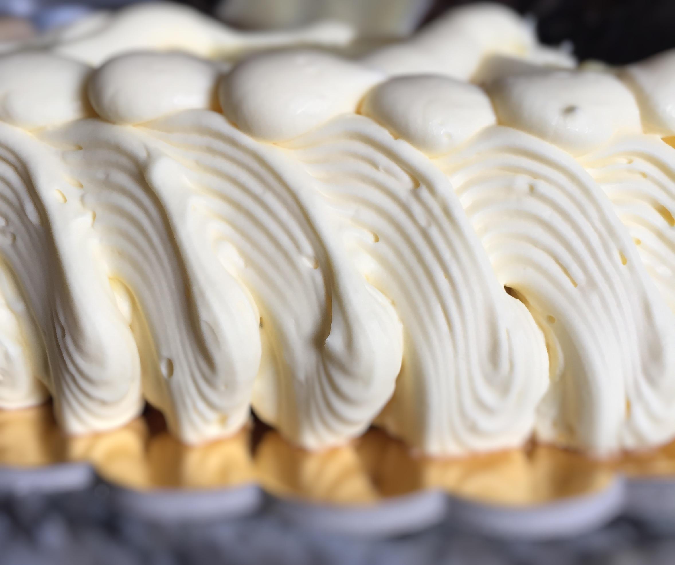 Crema Al Burro O Zucchero A Velo E Burro Pianeta Dessert