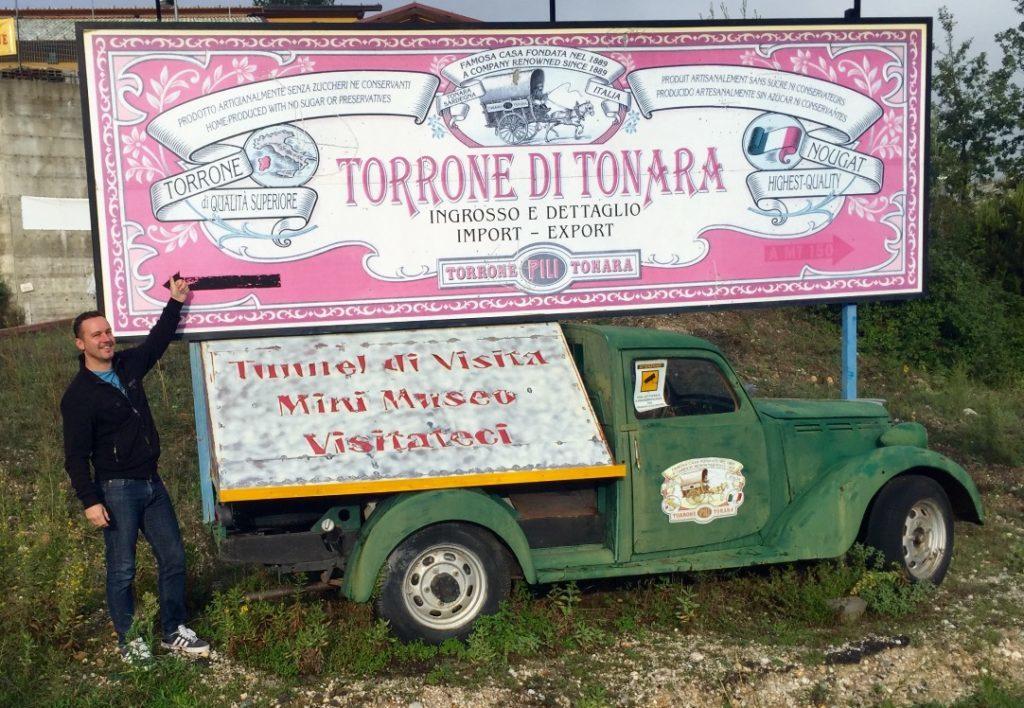 Visita a Tonara