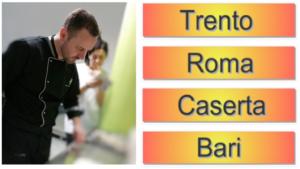Corsi di pasticceria Italia