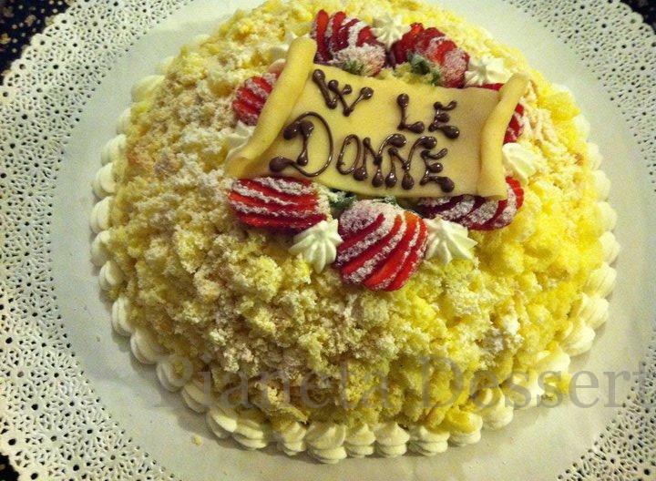 huge selection of 4cb68 e1aa6 Torta Mimosa - Pianeta Dessert