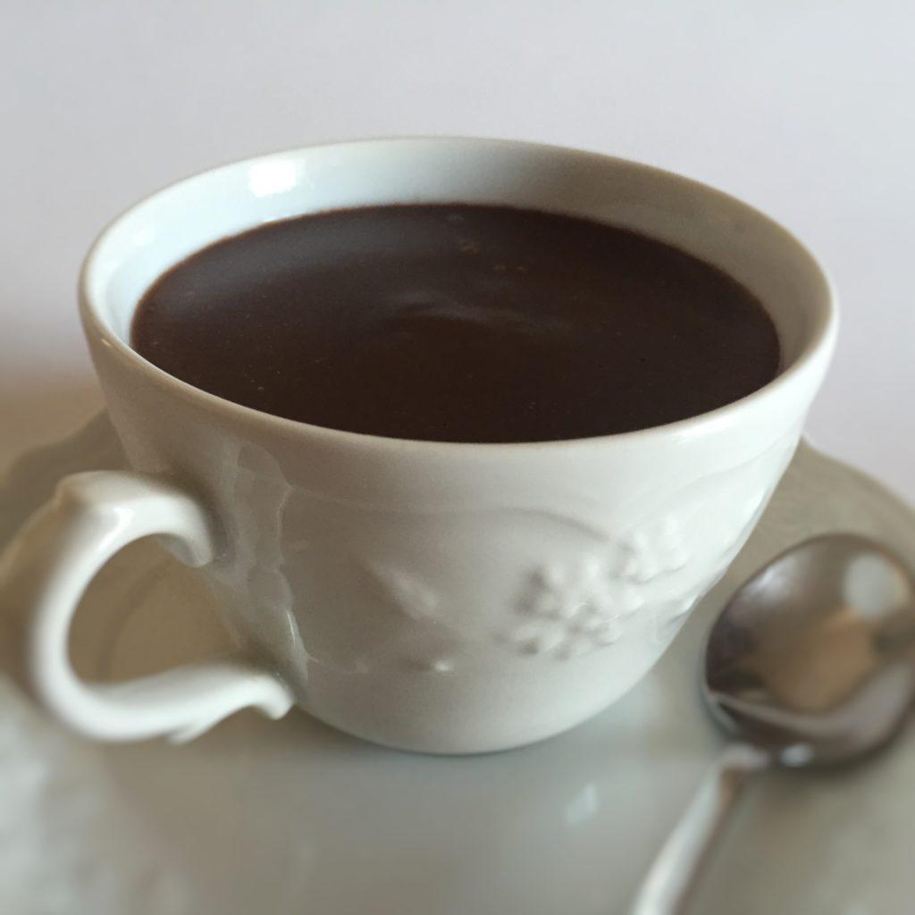 Cioccolato in tazza...la bevanda degli dei!