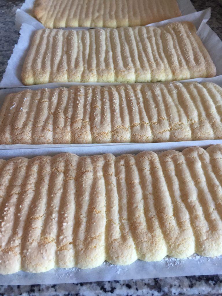 Savoiardi: i biscotti del re