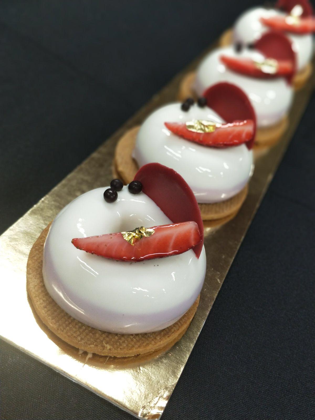 Monoporzioni moderne Pianeta Dessert