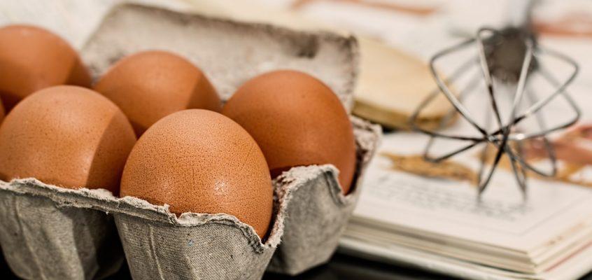 L'uovo in pasticceria