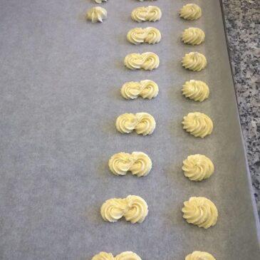 Pasta frolla montata