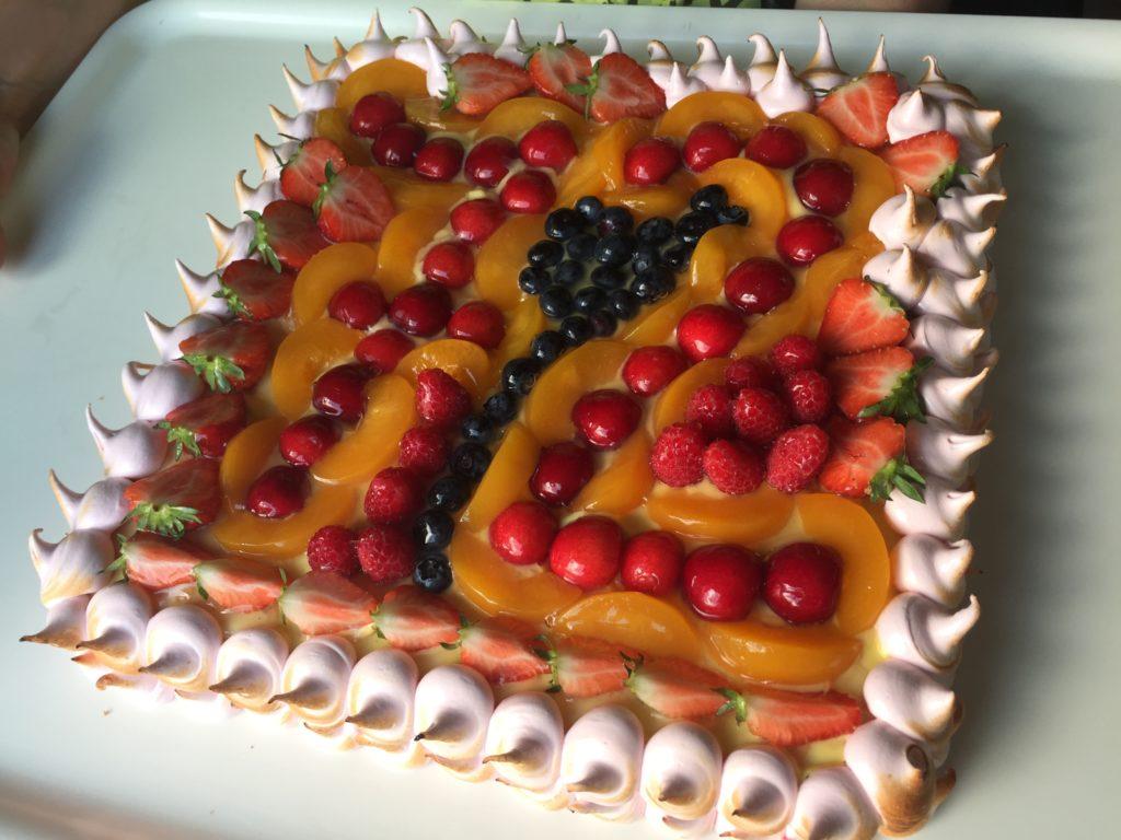 Tipologie di gelatine per lucidare torte alla frutta pianeta dessert - Glasse a specchio alla frutta ...