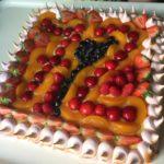 Gelatina a caldo o a freddo per lucidare torte alla frutta?