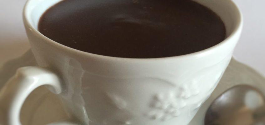 Cioccolato in tazza…la bevanda degli dei!