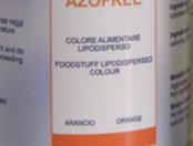 Coloranti alimentari liposolubili liquidi di pasticceria