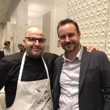 Incontro con Antonio Bachour e Gianluca Fusto