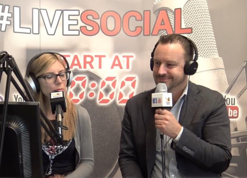 Intervista radio Venezia del 13/09/2017
