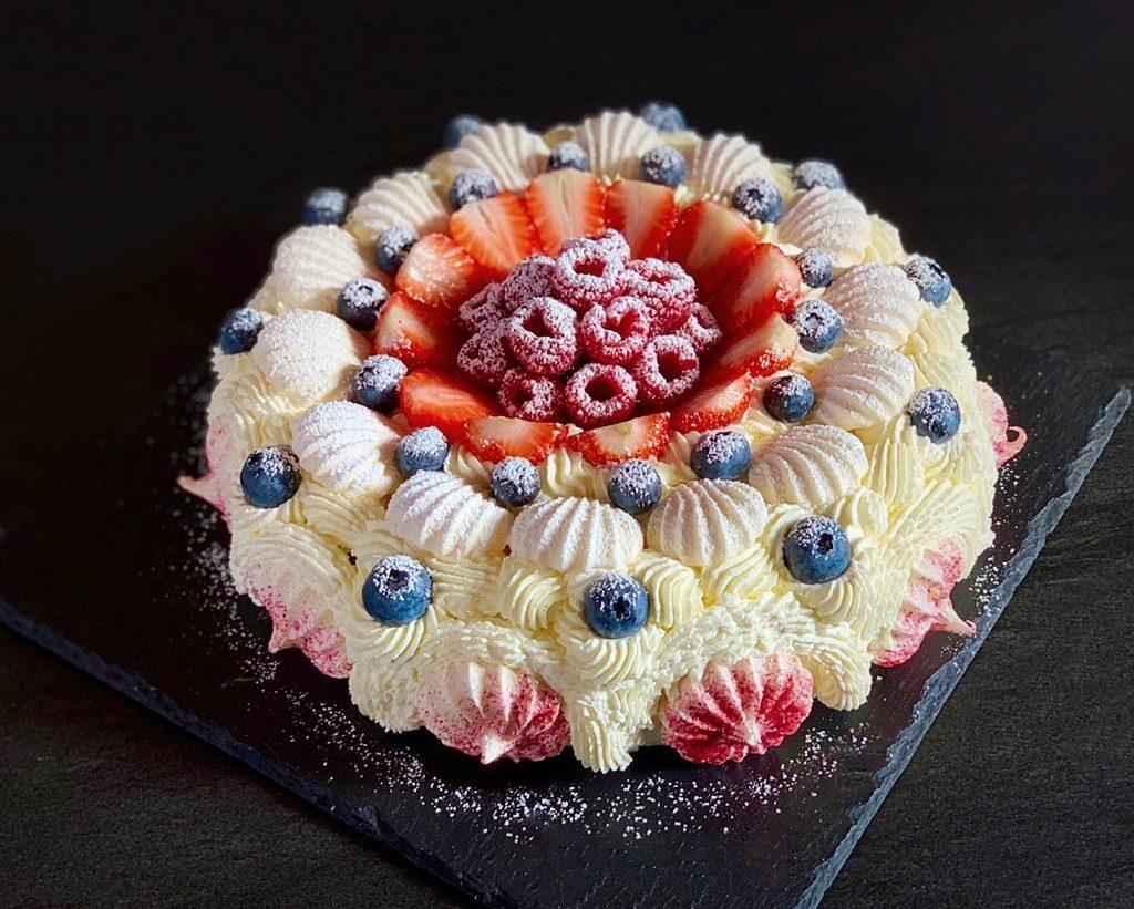 Foto dolci Pianeta Dessert- Torta classica alla frutta