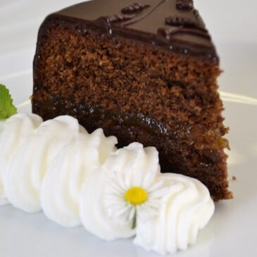 Glassa per Sacher