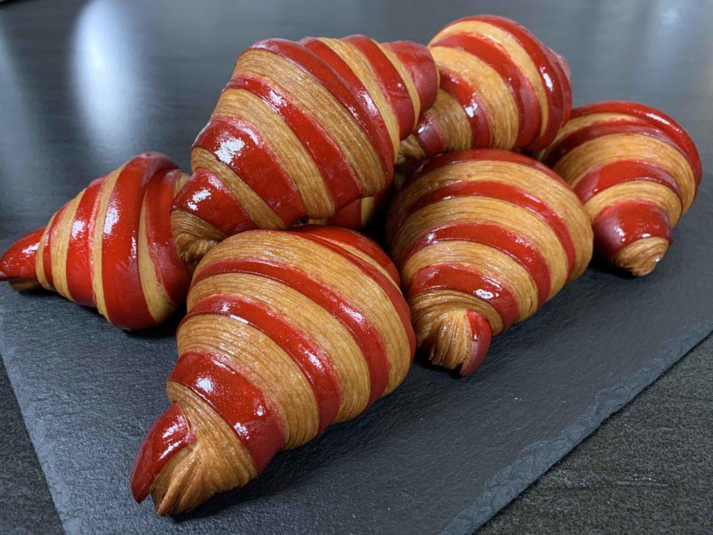 Croissant bicolore Pianeta Dessert