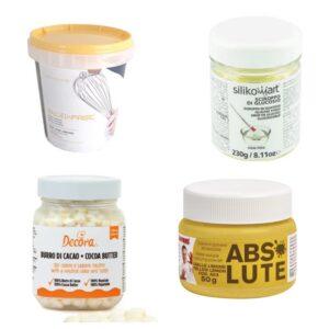 Ingredienti e coloranti